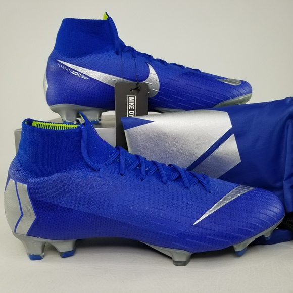 best sneakers af550 3663a Nike Mercurial Superfly 6 Elite FG Soccer Cleats NWT
